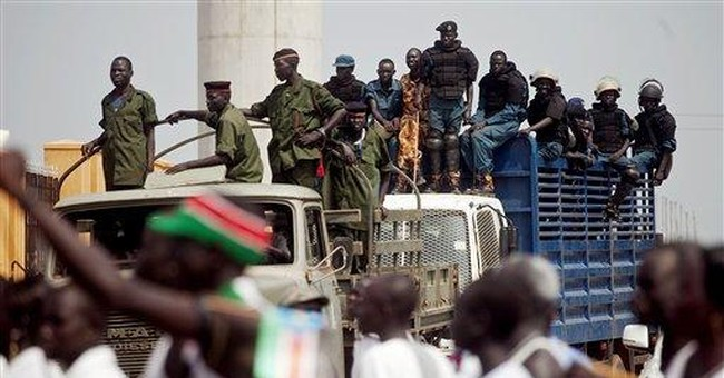 South Sudan to become new nation amid war worries