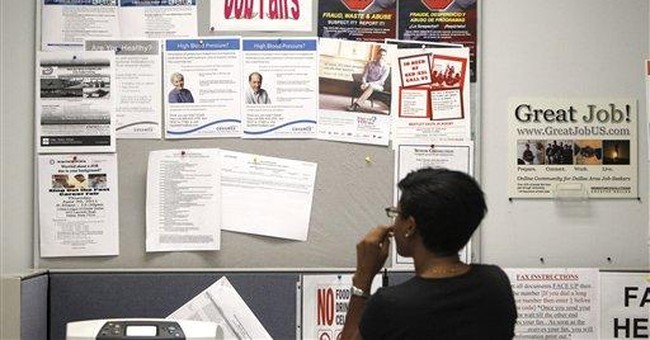 Flat jobs data signal weakest recovery in decades