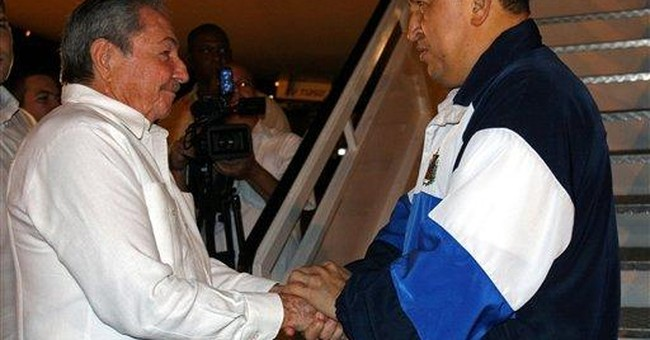 Chavez's health a concern to Cuban economy, too
