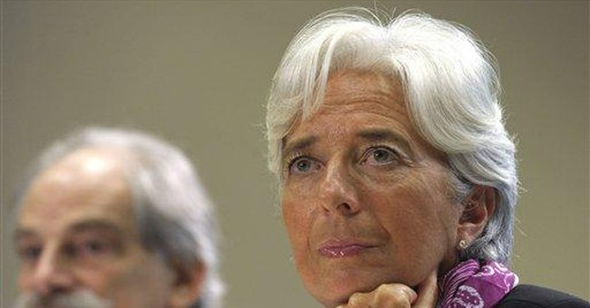 IMF agrees to give Greece $4.2 billion