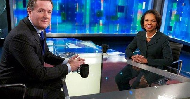 'Piers Morgan' 2nd airing draws about 1.3M viewers