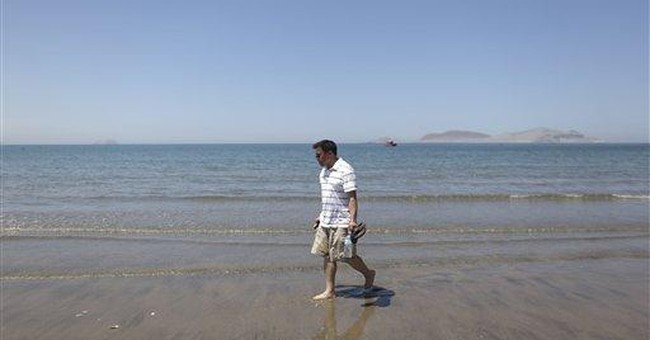 Fishermen recount surviving Sea of Cortez sinking