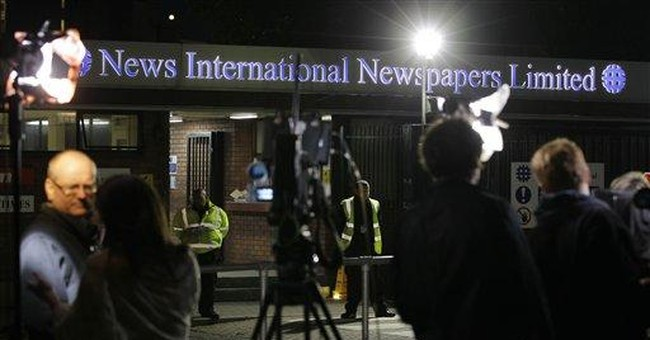 Britain's unruly media likely to face new rules