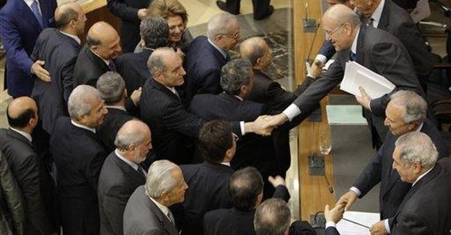 Lebanon: Interpol issues alerts in Hariri case