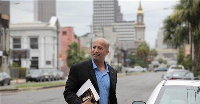 Ex-Mayor Nagin paints himself as hero in memoir