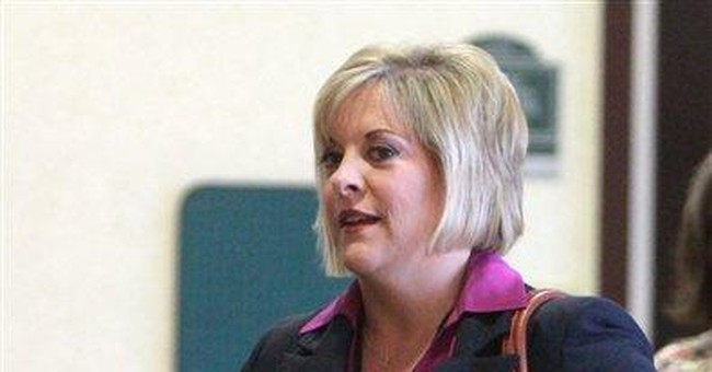 Anthony trial a showcase for HLN's Nancy Grace