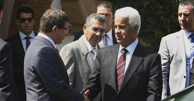 Turkey urges Cyprus peace deal by early 2012