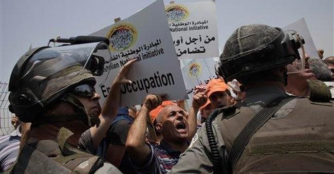 Clarification: Pro-Palestinian activists story