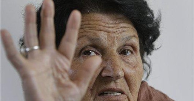 One mother's catharsis on Srebrenica anniversary