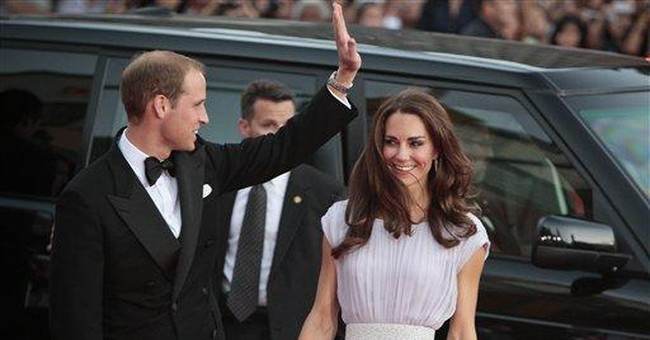 Greens and glitter for royal couple; Skid Row next