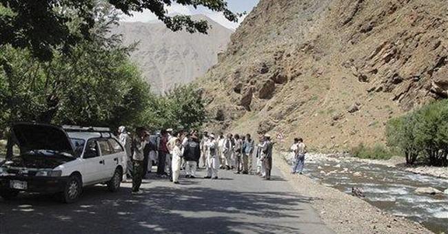 3 NATO troops die; 6 abducted Afghans killed