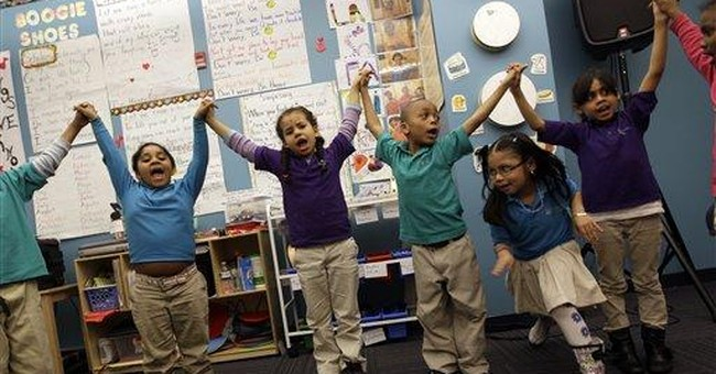 NY charter school throws foster kids a safety net