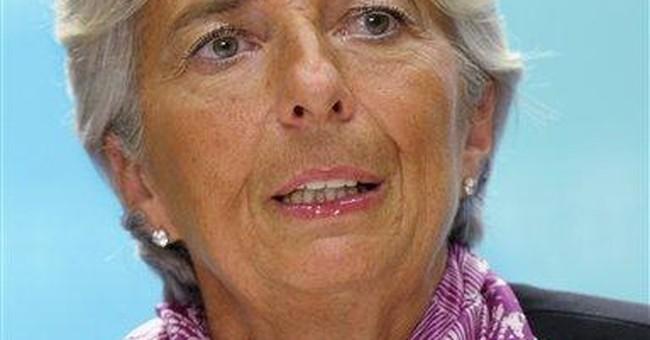 IMF chief calls on US to raise borrowing limit