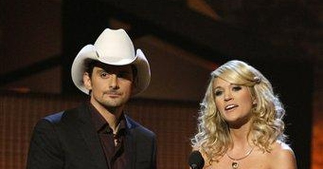 Carrie and Brad to host CMA Awards a 4th time