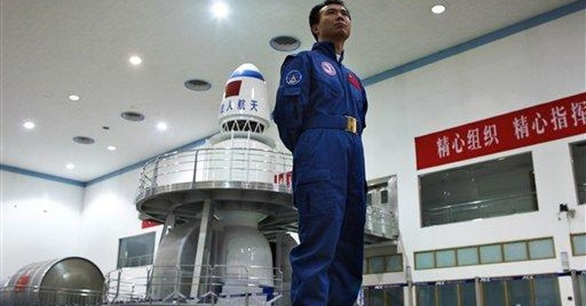 China's space program shoots for moon, Mars, Venus