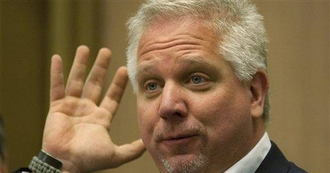 Ex-Fox personality Glenn Beck is moving to Dallas