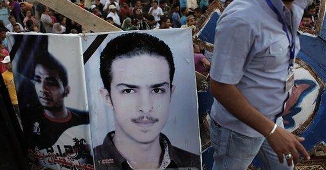 Egypt's Suez reignites over slain protesters
