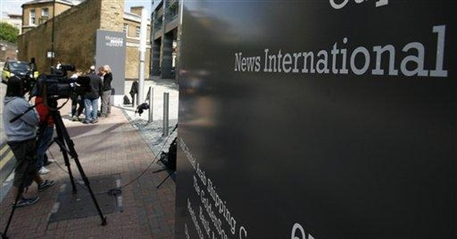 Murdoch grip on reins comes under fire in hacking
