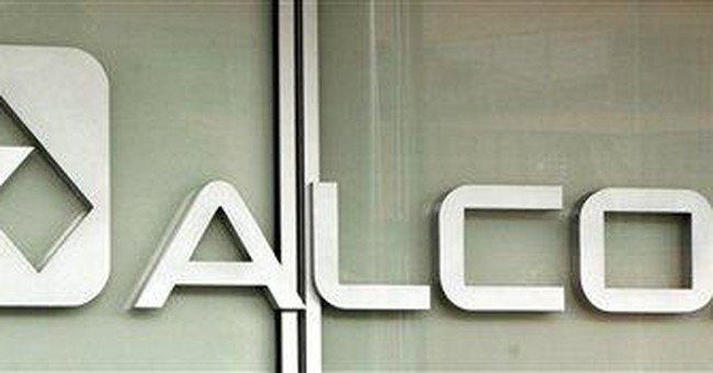 Alcoa's 2Q earnings more than double on sales