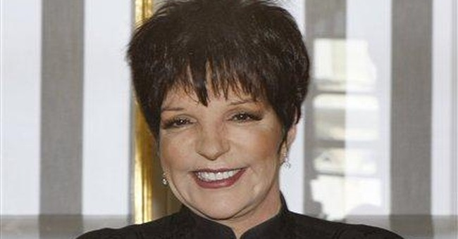 France honors US entertainer Liza Minnelli