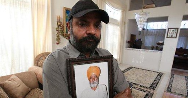 Post-9/11, Sikhs say they are mistaken targets