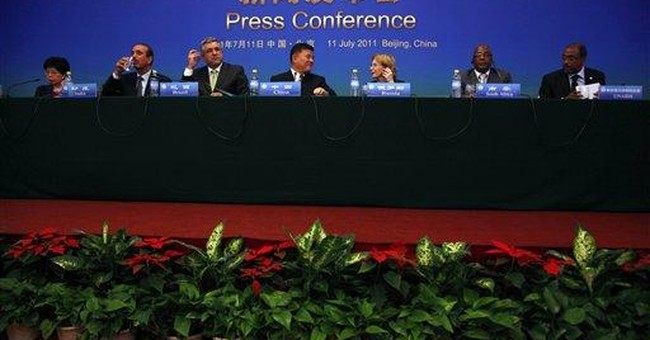 BRICS countries vow to help poor nations in health