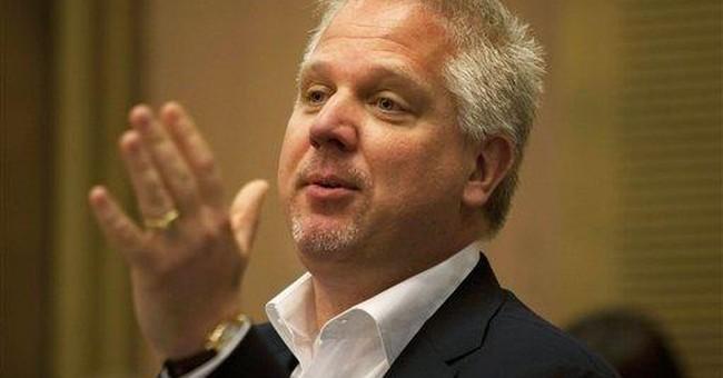 Glenn Beck warmly received at Israeli parliament