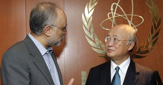 Iran offers IAEA cooperation, but sets condition