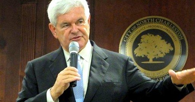 Gingrich: GOP shouldn't back down from Obama fight
