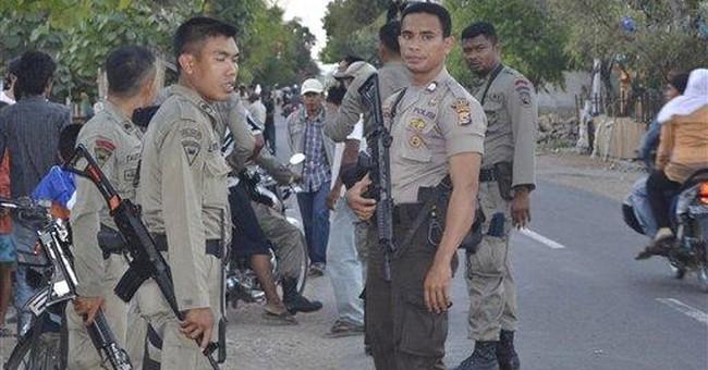 Explosion at Islamic school in Indonesia kills 1