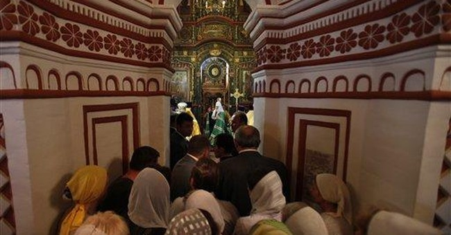 Russia marks 450 years of St. Basil's Cathedral