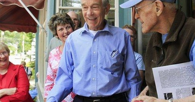 US Rep. Ron Paul of Texas to retire from Congress