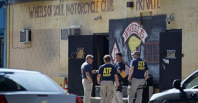 Motorcycle gang members face murder, drug charges