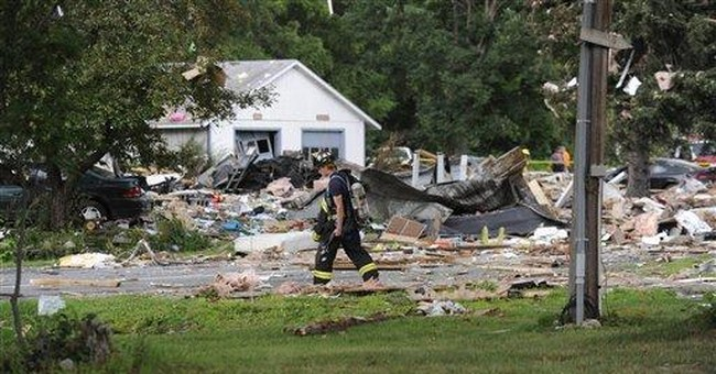 Home in upstate NY explodes, killing at least 4