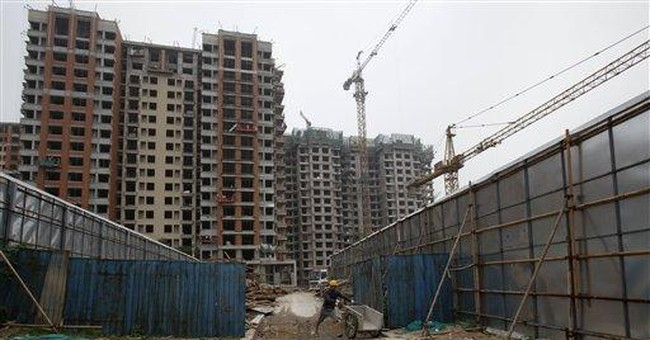 China's economic growth eases amid rate hikes