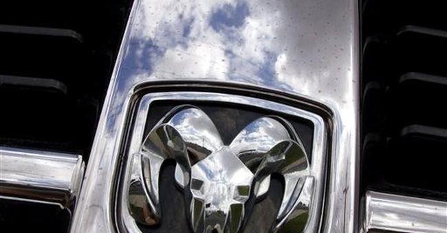 Chrysler recalls 242,000 Ram pickup trucks