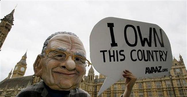 Murdoch drops bid for British Sky Broadcasting