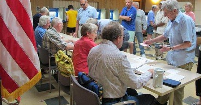 Wis. Democrats defeat 'fake' candidates in primary