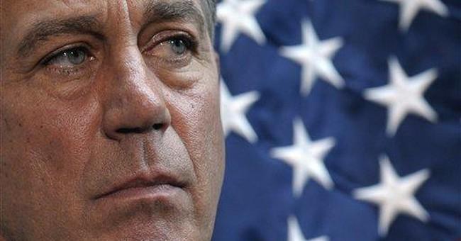 Boehner: No one wants default, would be crapshoot