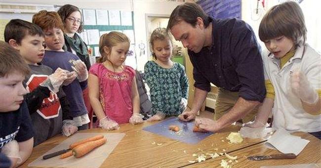 USDA seeks ways to boost farm-to-school programs