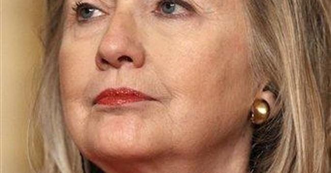 Clinton kicks off global tour with Libya talks