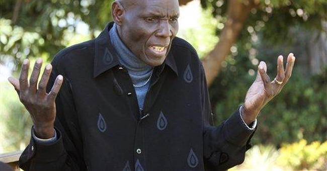Zimbabwe music star becomes UN goodwill ambassador