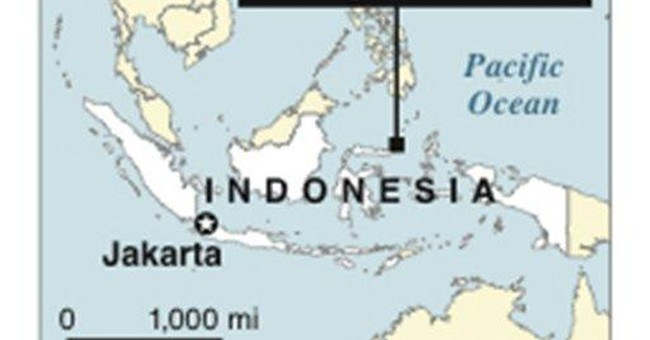 Indonesian volcano erupts; thousands flee