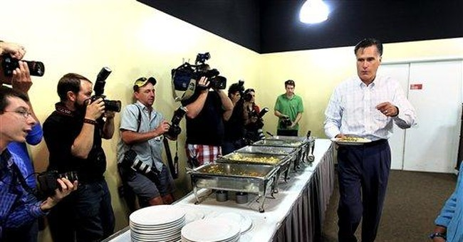 Romney brags about, bemoans NH economy