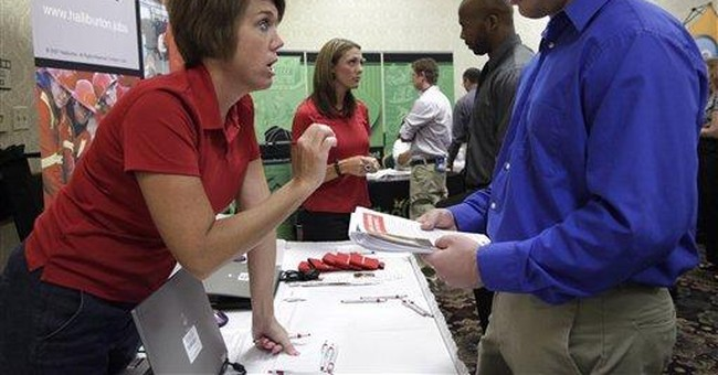 Unemployment aid applications fell for 2nd week