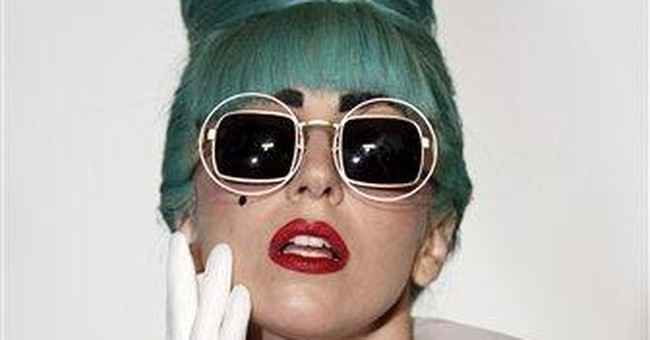 Lady Gaga's YouTube account is suspended