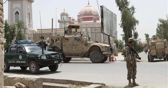 UN: Afghan civilian death toll up 15 percent
