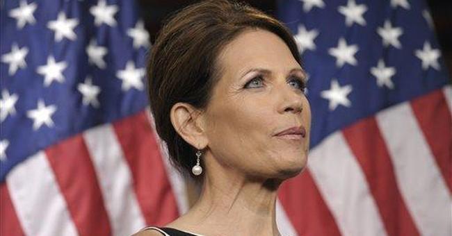 APNewsBreak: Bachmann brings $3.6M into next phase