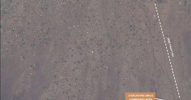 Satellite evidence indicates mass graves in Sudan