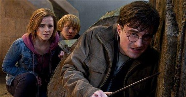 'Harry Potter' faces steep drop after record start
